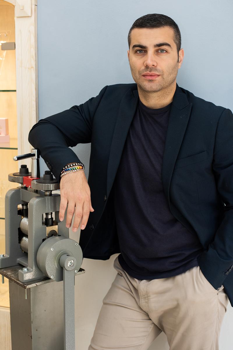 Antonio Ferrante Orafo